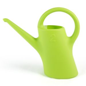 WATERING CAN 2L LIME EVERGREEN