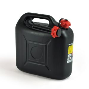 PETROL CAN 10L BLACK