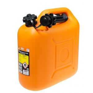 PETROL CAN 10L ORANGE