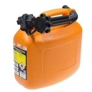 PETROL CAN 5L ORANGE