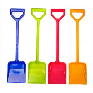SAND SHOVEL BIG 47CM ASSORTED COLOURS