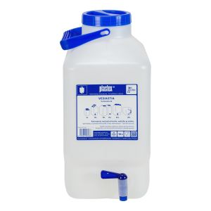 WATER CONTAINER/TAP 10L
